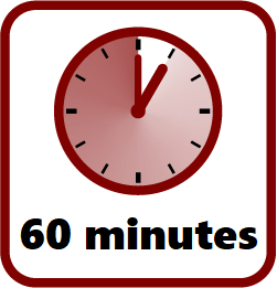 60 minutes to exit